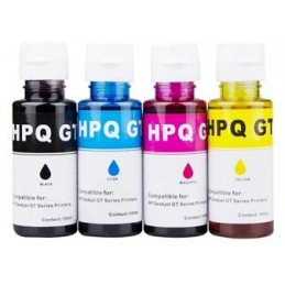 Black Pigment 90ML Compa HP 550,655,315,555,570,655,455,457