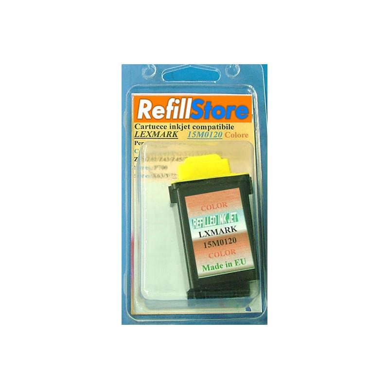 Cartuccia colore rigenerata Lexmark numero 20