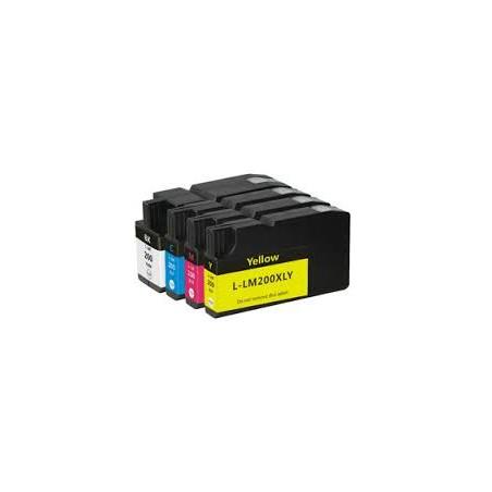32ML Magenta per Lexmark Pro4000C Pro5000T-1.6K#14L0199