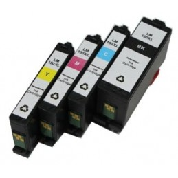 Cartuccia magenta comp. Lexmark S315 S415 S515 Pro 715 Pro 915