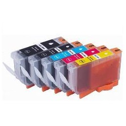 Magenta compatibile Canon MP 500 700 960 iP 4200 5300 6000 S