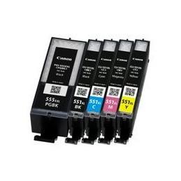 Nero da 22ml compatibile Canon IP7250 8750 MG 5450 6350 6450