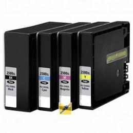 Giallo compatibile XL pigmentato per Canon iB 4050 MB 5050 MB