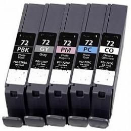 NERO OPACO compatibile Canon Pixma Pro 10