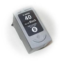 Cartuccia nera rigenerata per Canon PIXMA IP 1800 2200 - MP150