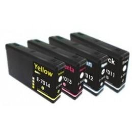 Giallo XL da 45ML compatibile Workforce pro 4015 4515D 4525