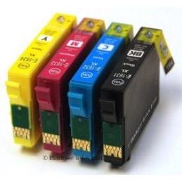 Ciano compatibile 16XL per Epson WF 2010 2510 2520 2530 2630