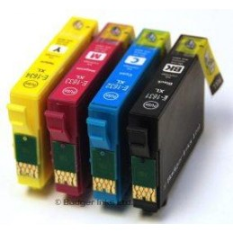 Magenta compatibile 16XL per Epson WF 2010 2510 2520 2530 2630