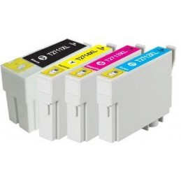 Giallo XL compatibile Epson WF 3620 3640 WF 7110 7210 7620 7720