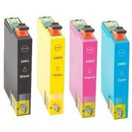 Giallo per Epson XP235 257 XP332 335 355 XP432 435 455 - 29XL -