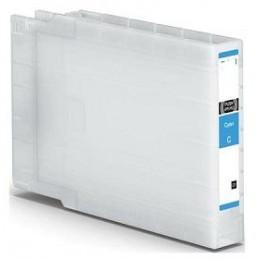 CIANO da 39ml pigmentato compatibile Epson WF 6090 WF 6590 - 4K