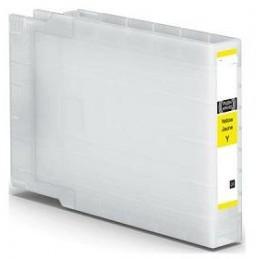 GIALLO da 39ml pigmentato compatibile Epson WF 6090 WF 6590 -