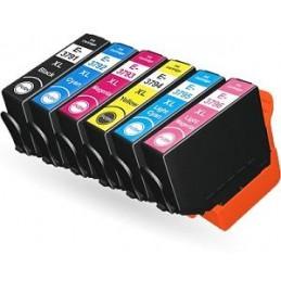 Ciano Epson compatibile XP 8005 8500 8505 15000