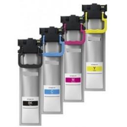 Ciano pigmentato compatibile Epson WF Pro C5210 C5215 C5290