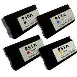 28ML Yellow Com for HP PRO8100.PRO8600E,PRO8600PLUS CN048AE