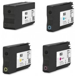 GIALLO XL HP OfficeJet Pro 7740 8210 8218 8710 8715 8720 8730 -