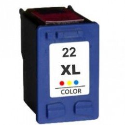 Colore XL rigenerato HP OfficeJet 5610 DeskJet F370 380 2280