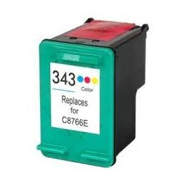COLORE rigenerato HP DeskJet 5740 6600 OfficeJet 6210