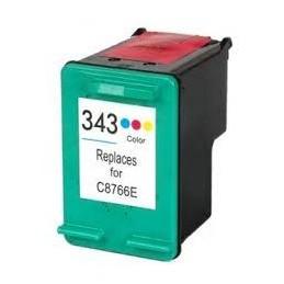 COLORE rigenerato HP DeskJet 5740 6600 OfficeJet 6210
