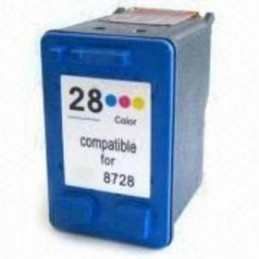 18ML Com Colori HP DeskJet 3320/3325/3420/3425 - C8728A 28