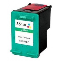 COLORE XL rigenerato HP DeskJet D4260 OfficeJet J5740 5780