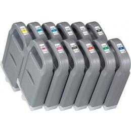 GIALLO compatible Canon iPF8300 iPF8400 iPF9400 da 700ml