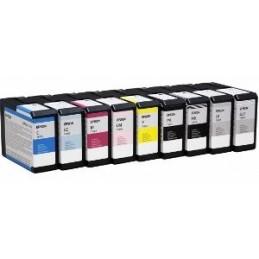 80ml NERO pigmentato Fotografico per Stylus Pro 3800 3880