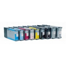 PHOTO BLACK da 220ml compatibile per Epson Stylus Pro 4000 7600