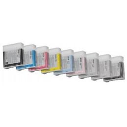 LIGHT BLACK da 220ml Pigmentato Compatibile Epson Pro 7800 7880