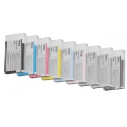 NERO LIGHT LIGHT da 220ml pigmentato compatibile Epson Stylus