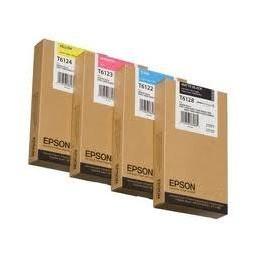 GIALLO da 220ml Dye compatibile Epson Pro 7400 7450 9400 9450