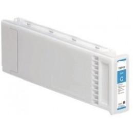 CIANO da 700ml pigmentato compatibile Epson SC-T3000 T3200
