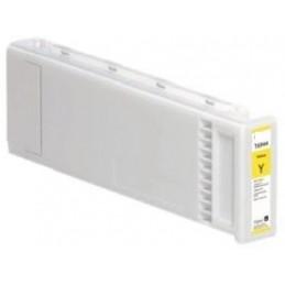 GIALLO da 700ml pigmentato compatibile Epson SC-T3000 T3200