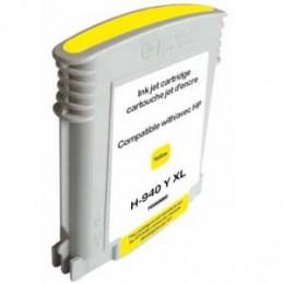 GIALLO da 28ml compatible HP OfficeJet PRO 8000 PRO 8500 -