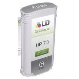 GRIGIO CHIARO pigmentato compatibile HP DesignJet Z2100 3100