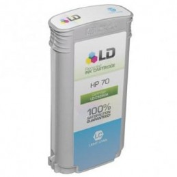 CIANO LIGHT pigmentato compatibile HP DesignJet Z2100 3100 3200