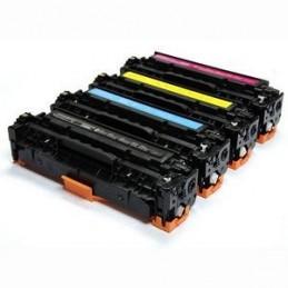 MAGENTA compatibile Canon LBP 7200 7600 MF 724 729 8300 8500 -