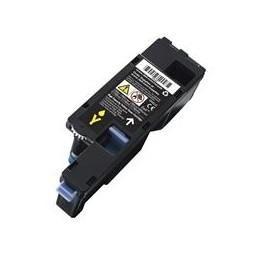 Yellow Compatible for DELL C1660w Colour 1K 593-11131