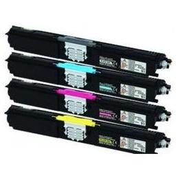 NERO rigenerato Epson Aculaser C 1600 CX 16 - 2.7K -