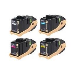 Black rigenerat for Epson Aculaser C9300 Serie -7.5KS050605