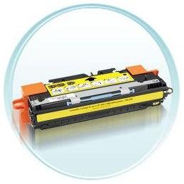 GIALLO rigenerato HP LaserJet 3800 CP 3505 Canon 5300 5360 5400