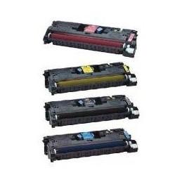 NERO rigenerato HP Color 4600 4650 Canon LBP 2500 2510 - 9K -