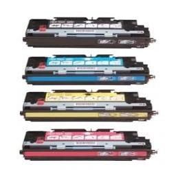 GIALLO rigenerato HP LaserColor 3500 3550 - 4K -
