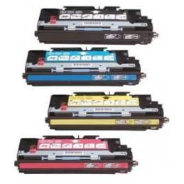 GIALLO rigenerato per HP Laserjet 2700 3000 - 3.5K -