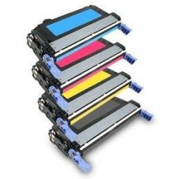 GIALLO compatibile HP 4700 4730 - 10K - Universale HPQ6462A