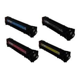 GIALLO compatibile HP CP 1520 1523 1525 1528 - CM 1412 1415