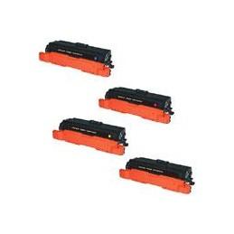 NERO rigenerato HP CP 4520 4525 4500 - 17K -