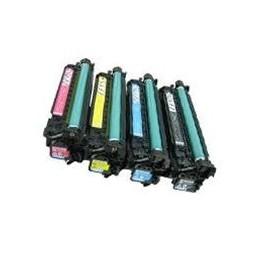 GIALLO rigenerato HP CP 5500 5520 5525 M 750 - 15K -