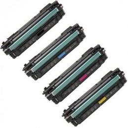 MAGENTA compatibile HP M652 M653 M681 M682 - 10.5K - 655A