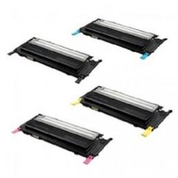 GIALLO compatibile Samsung Clp 320 325 CLX 3185 - 1K -